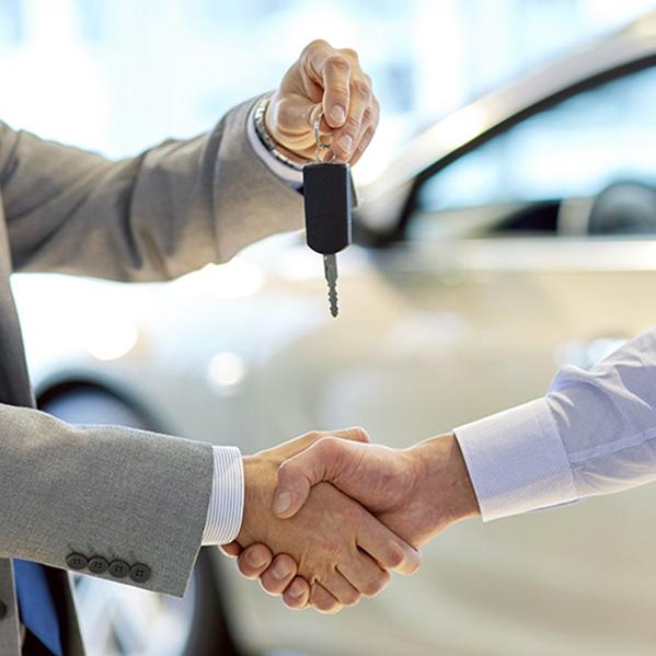 ritiro e consegna auto a domicilio