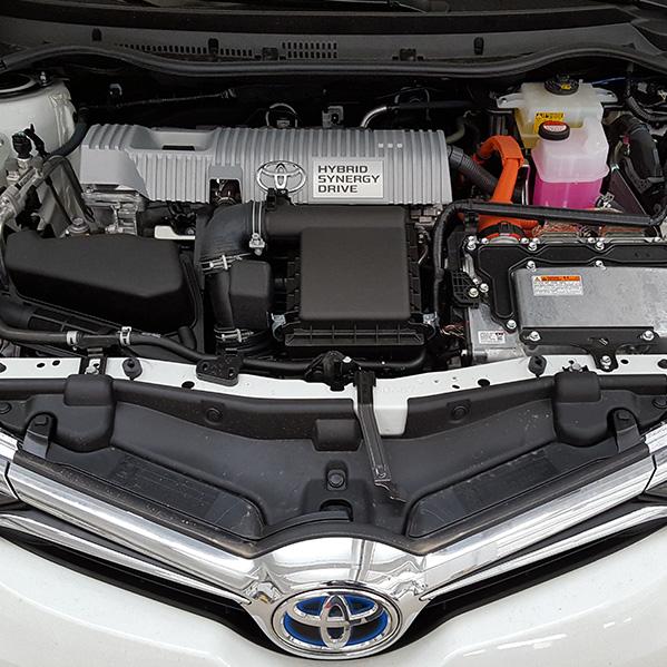 riparazione auto elettriche e ibride